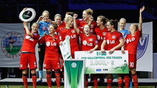 DFB-Hallenpokal der Frauen