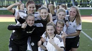 Zwei Siege und eine Niederlage beim UEFA-Development-Turnier