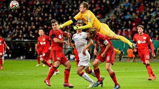 DFB-Pokal-Achtelfinale: Leverkusen gegen Lautern