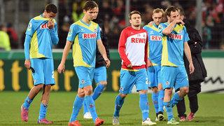 DFB-Pokal-Achtelfinale: Freiburg gegen Köln