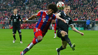 DFB-Pokal-Achtelfinale: Bayern gegen Braunschweig