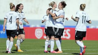 Algarve Cup: Deutschland vs. China