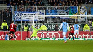 Bayern-Derby: 1860 ärgert Ingolstadt