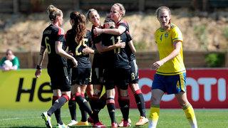 Algarve Cup: Schweden vs. Deutschland