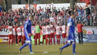 Nordost: Zwickau siegt im Spitzenspiel bei Nordhausen
