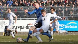 Südwest: Elversberg gewinnt Derby gegen Saarbrücken