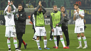 Wolfsburg bucht in Mailand das Viertelfinalticket