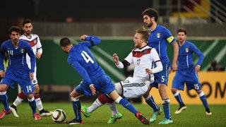 Deutschland vs. Italien