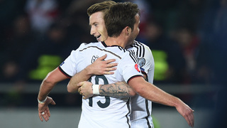 Georgien vs. Deutschland