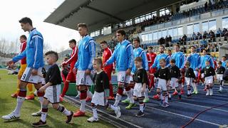 Internationale Spielrunde: U 20 gegen Polen