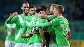 Wolfsburg besiegt Freiburg und zieht ins Halbfinale ein