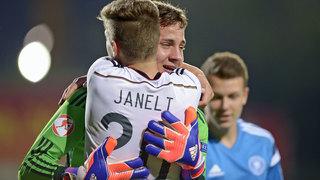 U 17-EM: Deutschland nach Elfmeterkrimi im Halbfinale