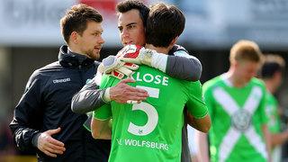 Wolfsburg qualifiziert sich für die Königsklasse