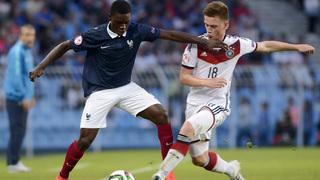 U 17-EM-Finale: Frankreich vs. Deutschland