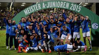 FC Schalke 04 wird A-Junioren-Meister