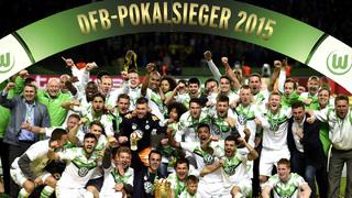 VfL Wolfsburg gewinnt den DFB-Pokal 2015