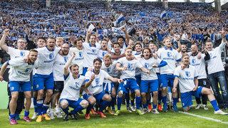 Magdeburg, Werder II und Würzburg feiern Drittliga-Aufstieg