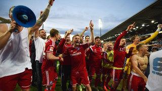 Relegation: HSV bleibt erstklassig