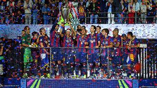 Ter Stegen und Barcelona gewinnen Königsklasse und Triple