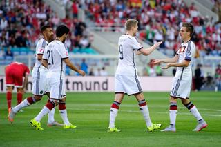 Gibraltar vs. Deutschland