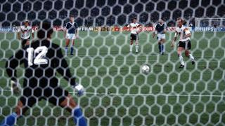 Deutschland vs. Argentinien: Bilder des WM-Finals 1990