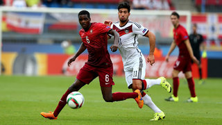 U 21-EM-Halbfinale: Portugal vs. Deutschland