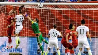 WM-Halbfinale: USA vs. Deutschland