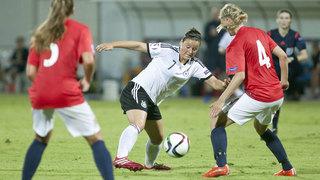 U 19 erleidet Rückschlag gegen Norwegen