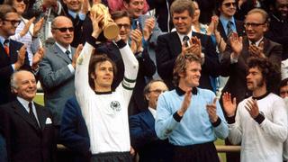 Franz Beckenbauer wird 75