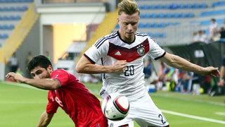 Aserbaidschan vs. Deutschland