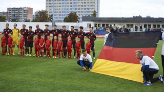 U20 mit knapper Niederlage gegen Polen