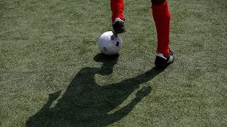 Blindenfußball: Fitness