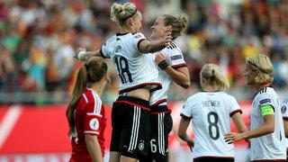 Deutschland vs. Ungarn