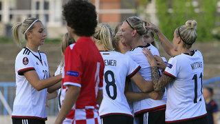 Kroatien vs. Deutschland