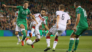 Republik Irland vs. Deutschland