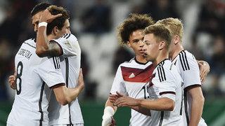 Deutschland vs. Finnland