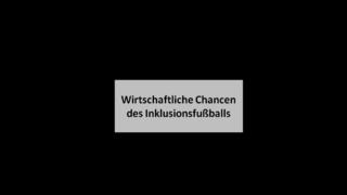 Chancen des Behindertenfußballs für die Vereinsentwicklung