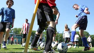 Rahmenbedingungen für das Training mit Behinderten