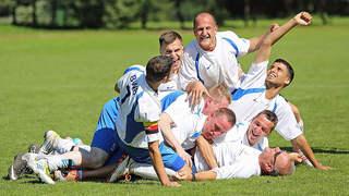 Grundsätze des Trainings mit geistig beeinträchtigten Fußballern