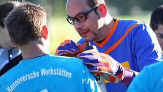 Handicap-Fußball: Anpassungsmöglichkeiten von Übungen und Spielen
