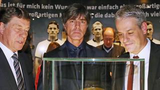 Eröffnung des Deutschen Fußballmuseums