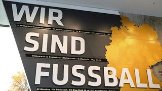 Deutsches Fußballmuseum: 300 Vereine beim Tag des Amateurfußballs