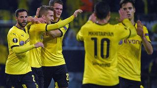 Dortmund löst vorzeitig Ticket für K.o.-Runde