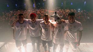 Das Heimtrikot für die EM 2016