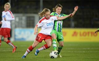 DFB-Pokal der Frauen: Das Viertelfinale