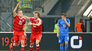 2. Bundesliga: Bilder der Hinrunde