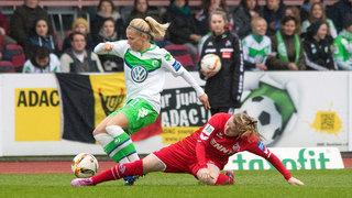 Allianz Frauen-Bundesliga: Bilder der Hinrunde