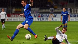 Restrundenauftakt in der 2. Bundesliga