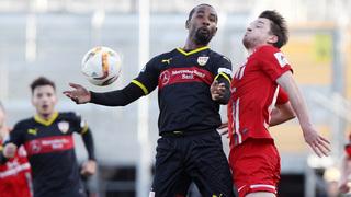Cacau-Debüt in der 3. Liga