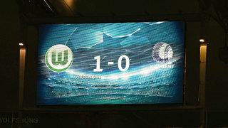 Wolfsburg schafft Historisches